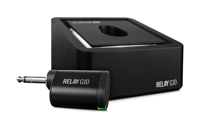 【タイムセール:31日12時まで】【ポイント5倍】Line6 / RELAY G10 Wireless System ワイヤレスシステム ライン6