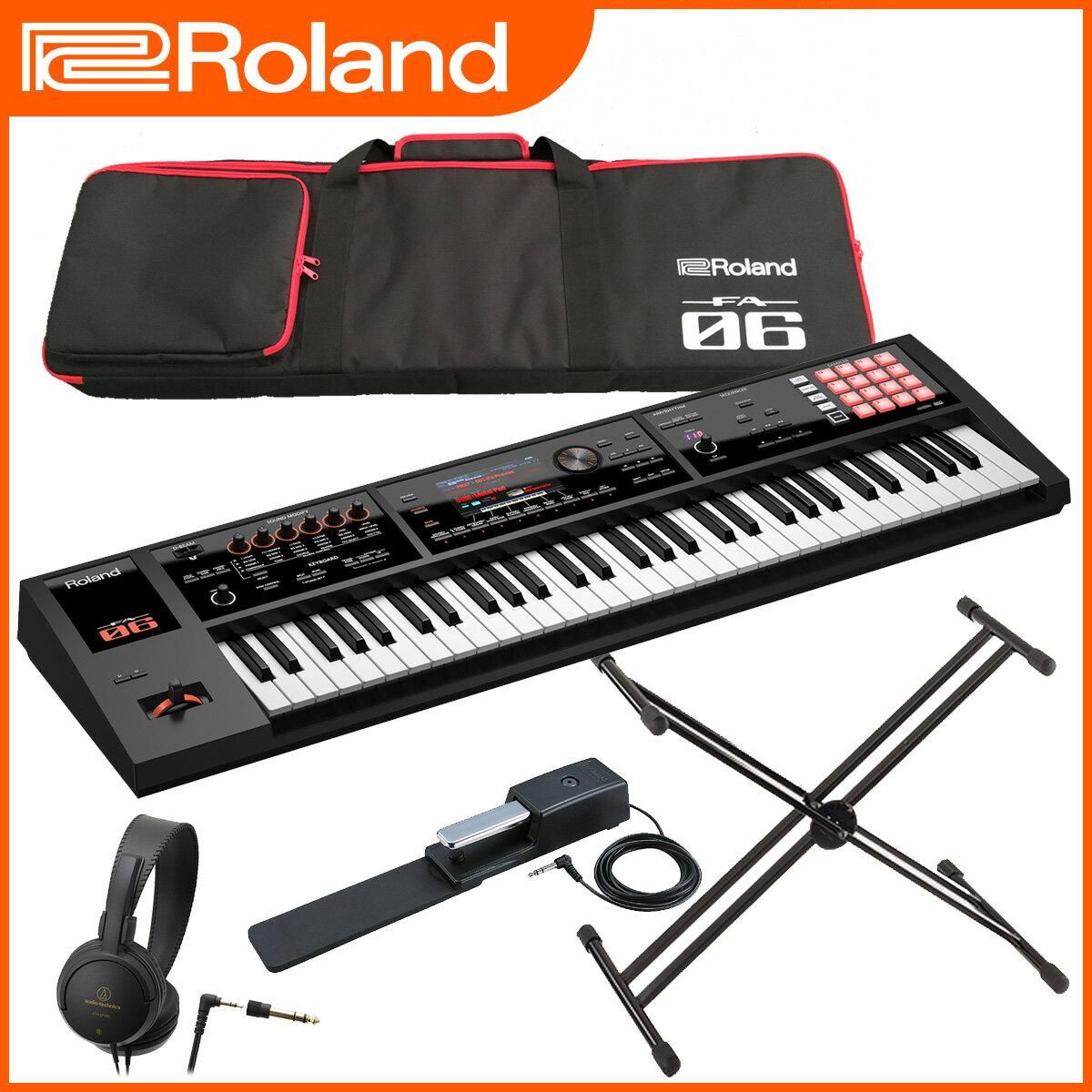 Roland / FA-06 【スタートセット!...の商品画像