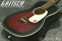 【新品】Gretsch グレッチ / G9500 Jim Dandy Flat Top Semi-Gloss Vintage Sunburst アコースティックギター パーラーギター