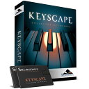 SPECTRASONICS スペクトラソニックス  /  Keyscape【送料無料】【30日まで代引き手数料無料】