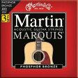 Martin / MARQUIS Phosphor Bronze M2100PK3 (3set Pack) Light 12-54 【★お取り寄せ】