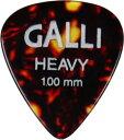 gallistrings / Celluloid 351 Pick A7H Tear Drop Heavy 1.00mm Shell 【PNG】