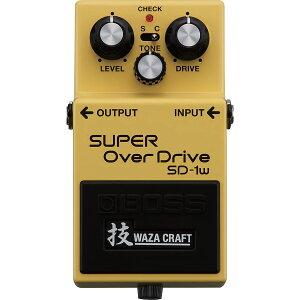 BOSS SD-1W Super Over Drive