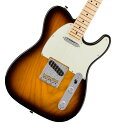 Fender USA / American Pro Telecaster 2-Color Sunburst Maple フェンダー《ランチボックス特典! / 681448600》【YRK】