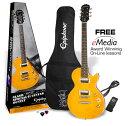 【タイムセール:31日12時まで】Epiphone / Slash AFD Les Paul Special-II Guitar Outfit Appetite Amber【チューナー内蔵スラッシュシグネチャーモデル!】《Epiphoneアクセサリーセットプレゼント!/+811100700》