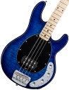 Sterling by MUSICMAN / Ray34QM Neptune Blue スターリン