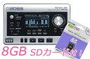 【ポイント5倍】BOSS ボス / MICRO BR BR-80 【8GB SDカードセット!】 デジタルレコーダー 【新春セール/新春バーゲン】