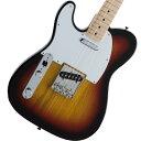 Fender / Made in Japan Traditional 70s Telecaster Ash Left-Hand 3-Color Sunburst 【お取り寄せ商品】《カスタムショップのお手入..