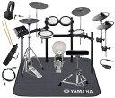 YAMAHA 電子ドラム DTX582KFS 4シンバル拡張 マット付きスター...