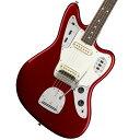 Fender USA / American Original 60s Jaguar Candy Apple Red 【YRK】《カスタムショップのお手入れ用品を進呈/+671038200》