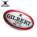 【即日発送】GILBERT ギルバート ラグビーボール G-TR4000 (5号) レッド (GB-9172)