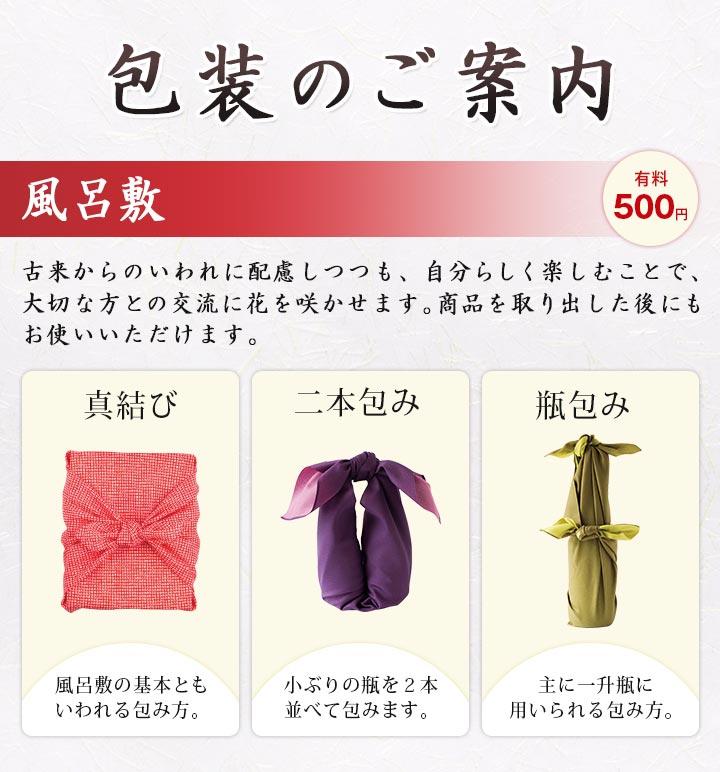 【美品百貨選べる風呂敷ラッピングの紹介画像3