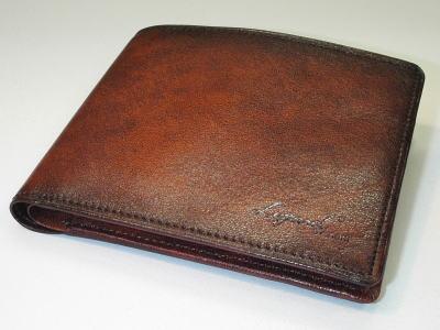 Lugard G3 二つ折財布 メンズ 5205