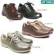 YONEX/ヨネックス パワークッション SHW LC30 メタリック レディース ウォーキングシューズ コンフォートシューズ 軽量 快適 歩きやすい 脱ぎやすい 履きやすい 散歩 旅行 女性 婦人