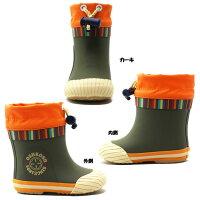 OSHKOSHOSKWB133Rオシュコシュベビー靴レインシューズ