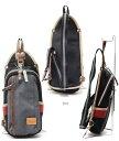 男女兼用包 - YFW-5815 ボディバッグ ショルダーバッグ カジュアルバッグ ファスナー マジックテープ 背面メッシュ地