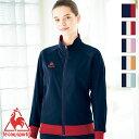 ジャケット [男女兼用] UZL1041 [返品不可]le coq sportif ルコックスポルティフ 介護ユニフォーム 介護ウェア ケアウェア 制服