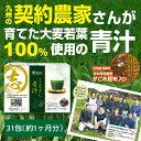 こころざし青汁(31包)北海道産がごめ昆布使用!フコダインが真昆布の3倍!青汁国産1