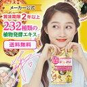 【送料無料】酵素 サプリメント 食スルー酵素 120粒 30...