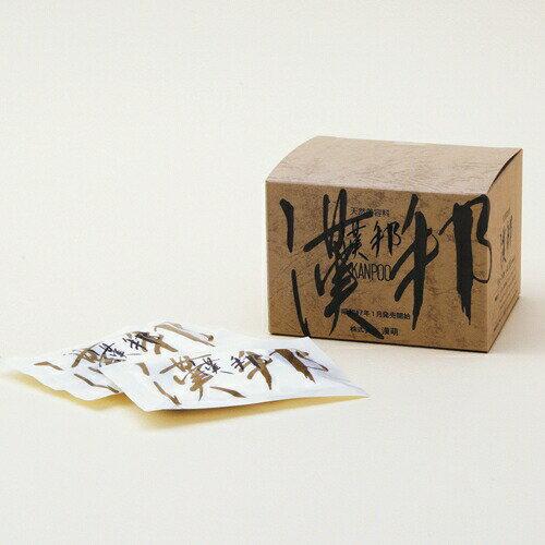 漢萌(KANPOO)漢邦ぬか袋(全肌活肌料)熟成12年10g×16袋≪メール便不可≫