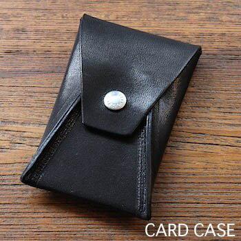 レッドムーン カードケース REDMOON LC-01 名刺入れ サドルレザー