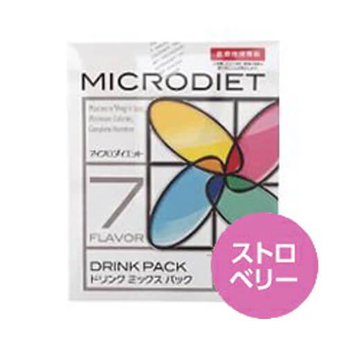 サニーヘルス マイクロダイエット MICRODIETドリンク(ストロベリー味)7食【置き換え/カロリー/ ドリンクタイプ】[ 送料無料 ]【大人気】