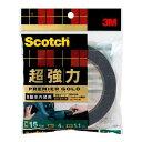 3M(スリーエム) スコッチ 超強力両面テープ プレミアゴールド 自動車内装用 15mm×4m [SCR-15]