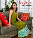 ジプシー05【GYPSY05】マキシ丈ワンピースGYPSY05 Kindred Halter Maxi Dress