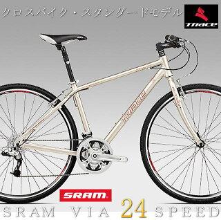 TRIACE軽量アルミ,クロスバイクM310