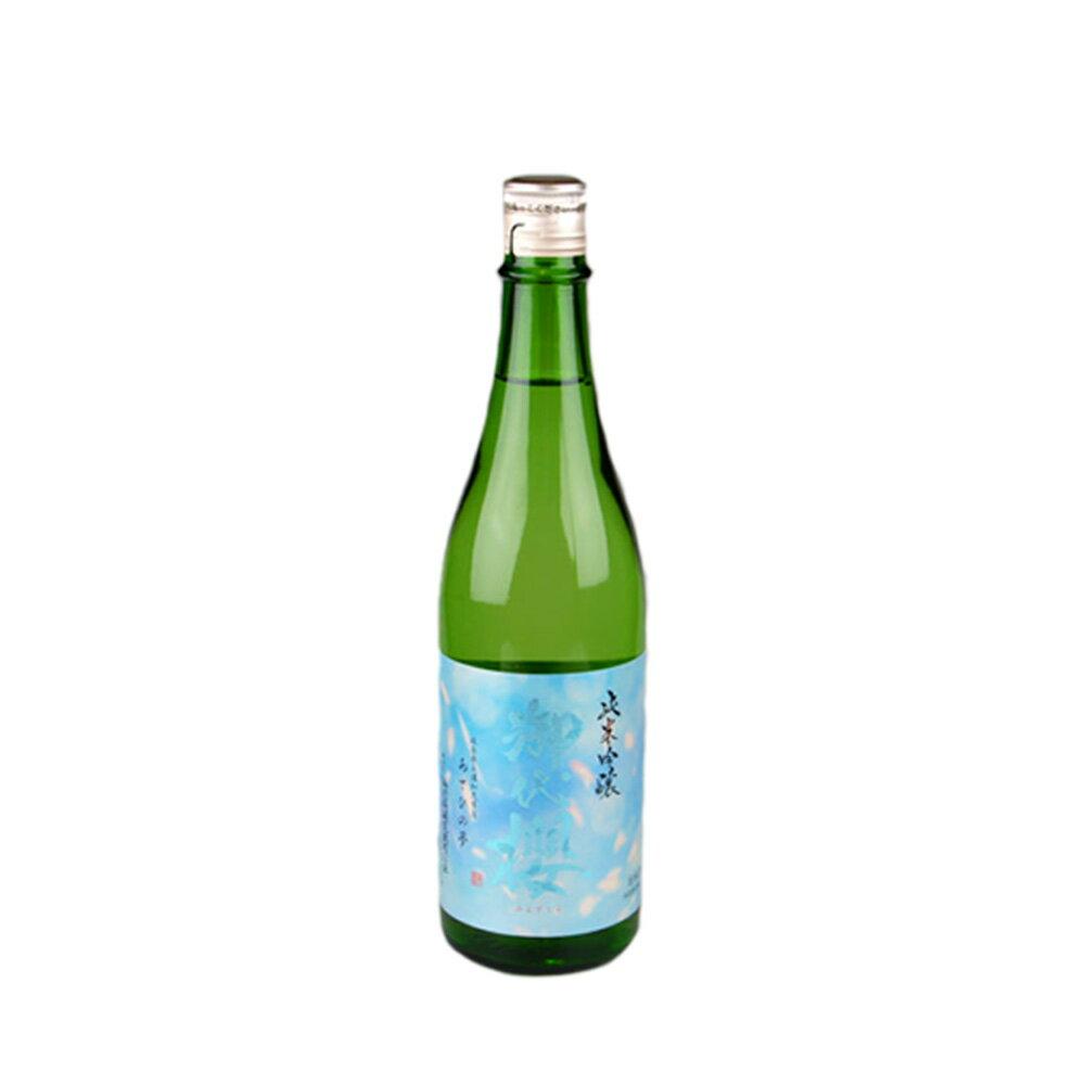 WGO受賞酒日本酒純米吟醸あさひの夢御代桜醸造720ml1本メーカー直送本州送料無料四国は+200円