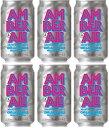 クラフトビール オラホビール アンバーエール 缶 350ml 6本 地ビール