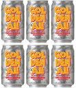クラフトビール オラホビール ゴールデンエール 缶 350ml 6本 地ビール