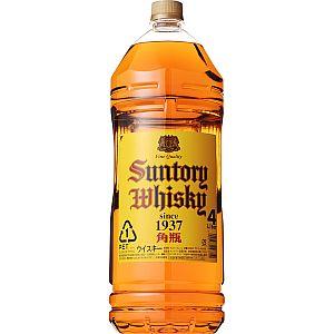 お歳暮 御歳暮 サントリー 角瓶 ペットボトル 4L