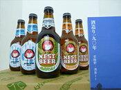 茨城県 木内酒造 ネストビール 飲み比べセット 5本セット