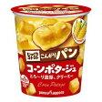 【ケース販売】 ポッカ じっくりコトコト こんがりパン コーンポタージュ カップ 32.3g 24本