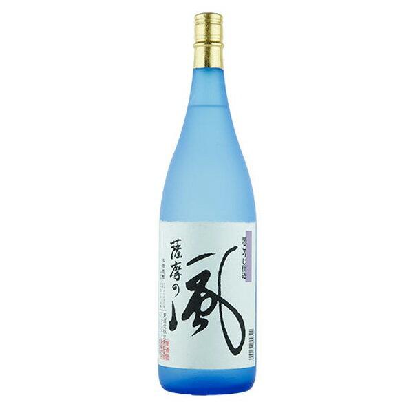 [鹿児島県 東酒造] 薩摩の風 芋焼酎 1.8L