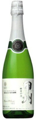 日本 マンズワイン 酵母の泡 720ml×1本の商品画像