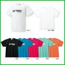 《レターパック可》2013年9月上旬発売 YONEX ユニセックス ベリークールTシャツ 16201 ヨネックス テニス バドミントン ウェア
