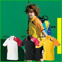 《レターパック可》2014年9月中旬発売 YONEX ジュニアポロシャツ 10142J ヨネックス テニス バドミントン ウェアの画像