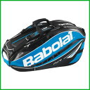 《在庫処分》《送料無料》2014年12月中旬発売 BabolaT ラケットバッグ(ラケット12本収納可) BB751104 バボラ バッグ