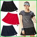 《送料無料》2016年8月発売 BabolaT レディース スカート BAB2684W バボラ テニス ウェア