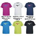 《簡易配送可》2018年2月発売 MIZUNO ジュニア  Tシャツ  32JA8155JR ミズノ テニス バドミントン ウェア