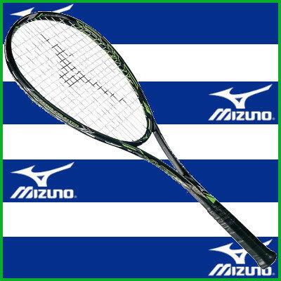 《ガット無料》《工賃無料》《送料無料》2017年3月発売 MIZUNO ジストZゼロカウンター 63JTN73009 ミズノ ソフトテニスラケット