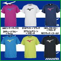 《簡易配送可》2018年2月発売 MIZUNO ジュニア  Tシャツ  32JA8155JR ミズノ テニス バドミントン ウェアの画像