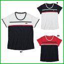 《簡易配送可》《在庫処分》2016年8月発売 ellesse レディース ゲームシャツ EW06374 エレッセ テニス ウェア