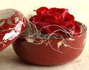 プリザーブドフラワー 花スイーツ 朱<京都 漆器の井助>漆塗...