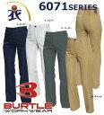 Men's Clothing - 秋冬用レディースバートル(BURTLE)作業服をカッコつけろ!6079 レディースパンツ・ズボン