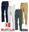 ●あす楽●かっこいい作業服・かっこいい作業着・春夏用メンズバートル(BURTLE)6086 カーゴパンツ・ズボン