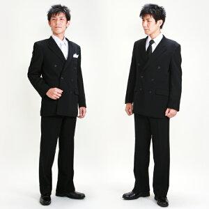 メンズ】【喪服 男性】【結婚式 男性】ダブル礼服 ...