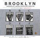 『ブルックリンスタイル織タグ』(縫い付けタイプ)